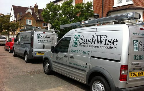 SashWise Van
