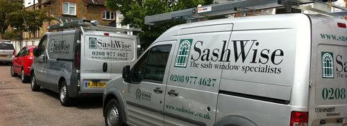 Sashwise-Vans
