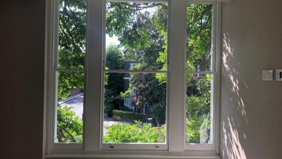 New double glazed sashes 2