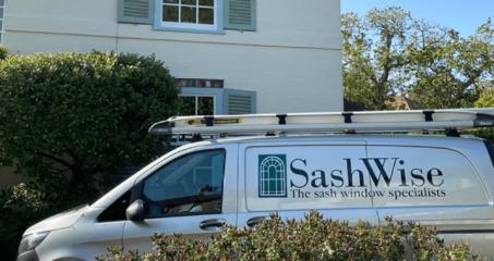 Teddington New Sash Windows and Restoration