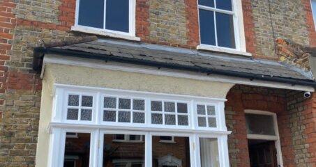 Sash window restoration Isleworth
